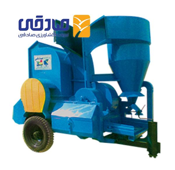 دستگاه خرمن کوب عدس و نخود مدل G-1200 ادوات کشاورزی صادقی