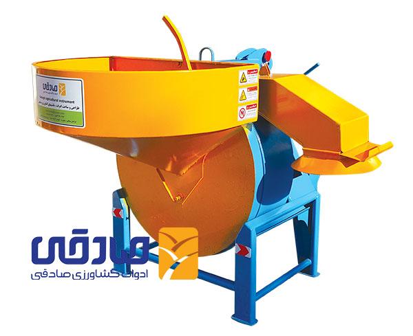 دستگاه آسیاب سنگی تراکتوری غلات مدل ML 208