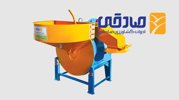 دستگاههای آسیاب سنگی مجموعه تولیدی ادوات کشاورزی صادقی