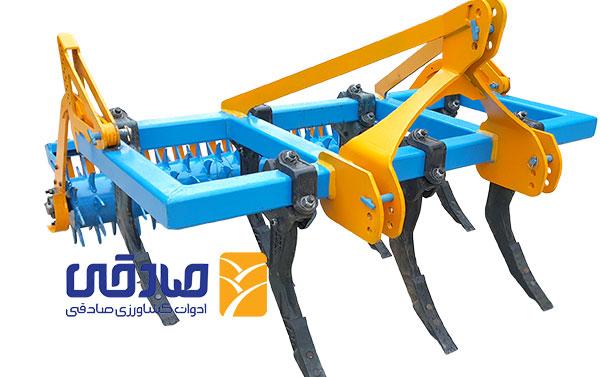 دستگاه چیزل مدل CH870 ادوات کشاورزی و صنعتی صادقی