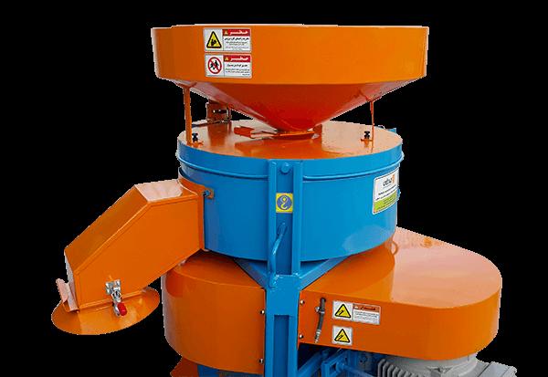دستگاه آسیاب سنگی تراکتوری غلات ML297