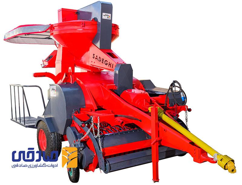 دستگاه کاهکوب خوشهچین صادقی مدل کیسهزن KS-1200