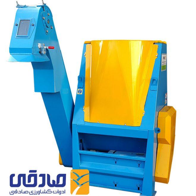 دستگاه علوفه کوب برقی کیسه زن مدل FS 517-C2 - ادوات کشاورزی صادقی