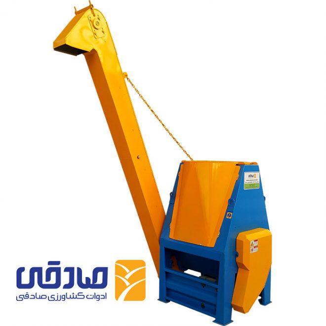 دستگاه علوفه کوب برقی کیسه زن مدل FS 517-C4 - ادوات کشاورزی صادقی