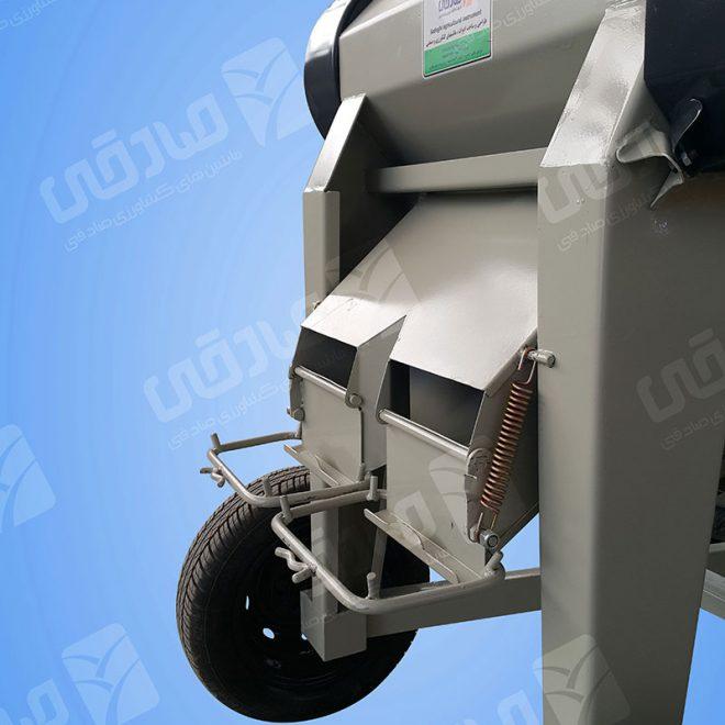 دستگاه جو پرک ادوات کشاورزی صادقی مدل c3