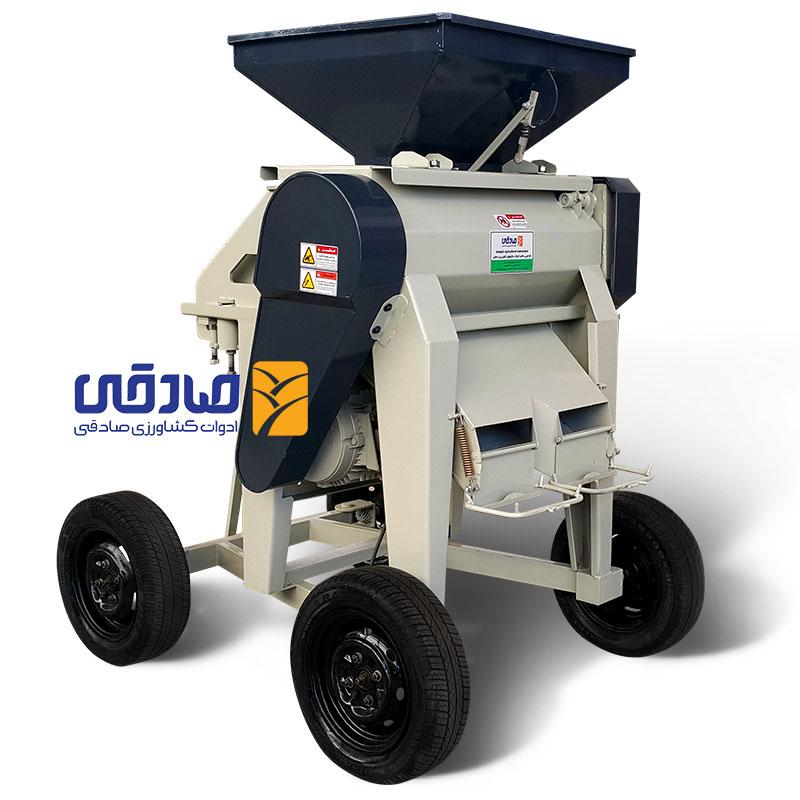 دستگاه جو پرک برقی (پرک کن غلات) c3